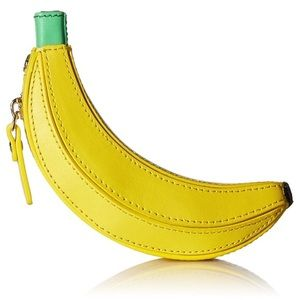 Kate Spade Banana Coin Purse